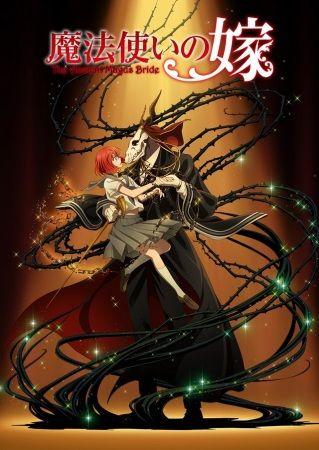 Mahoutsukai no Yome Poster