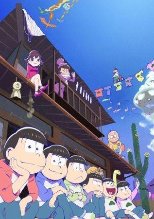 Osomatsu-san 2 Poster
