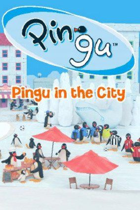 Pingu in the City Poster