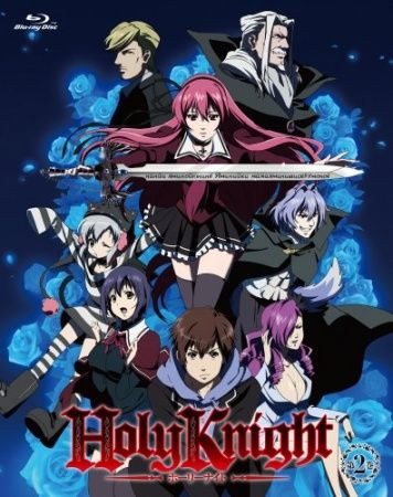 Holy Knight Poster