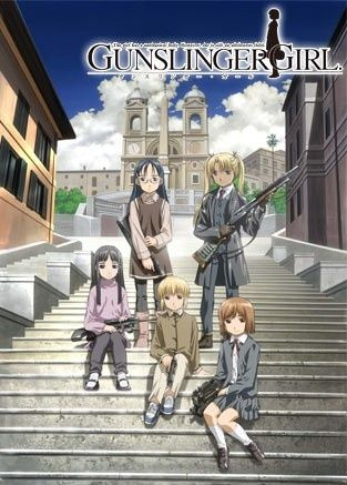 Gunslinger Girl Poster