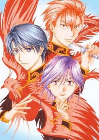 Fushigi Yuugi OVA Poster