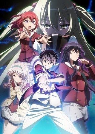 Inou-Battle wa Nichijou-kei no Naka de Poster