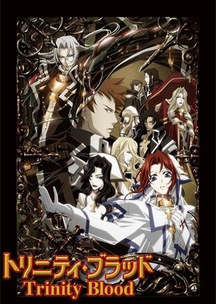Trinity Blood Poster