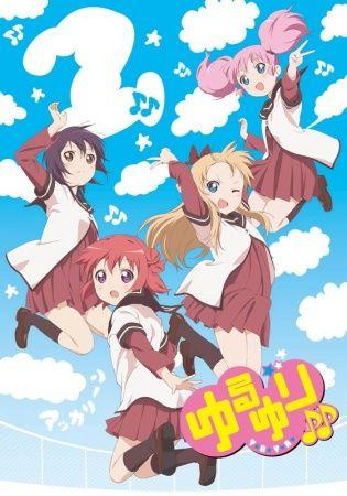 Yuru Yuri (Season 2) Poster