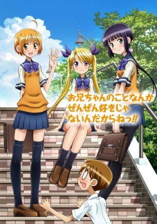 Oniichan no Koto nanka Zenzen Suki ja Nai n da kara ne!! Poster