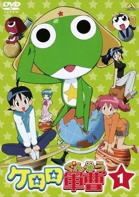 Keroro Gunsou Poster