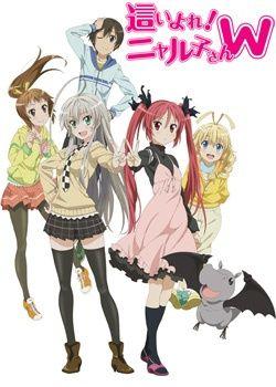 Haiyore! Nyaruko-san W Poster
