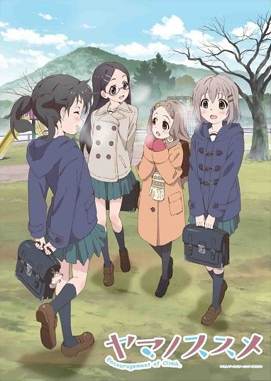 Yama no Susume (Season 2) Poster