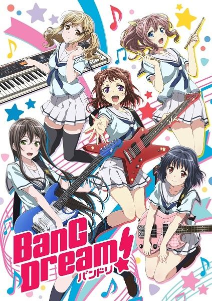 BanG Dream! Poster