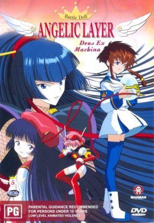Kidou Tenshi Angelic Layer Poster