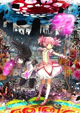 Mahou Shoujo Madoka Magica Movie 2: Eien no Monogatari Poster