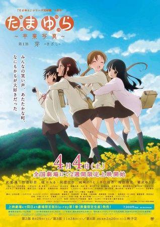 Tamayura: Sotsugyou Shashin Part 1 – Kizashi Poster