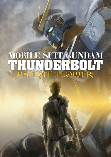 Mobile Suit Gundam Thunderbolt: Bandit Flower Poster