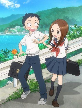 Karakai Jouzu no Takagi-san Poster