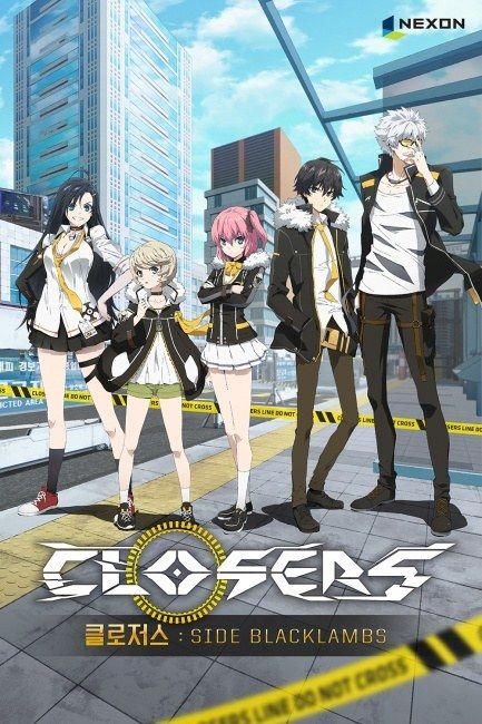 Closers: Side Blacklambs Poster