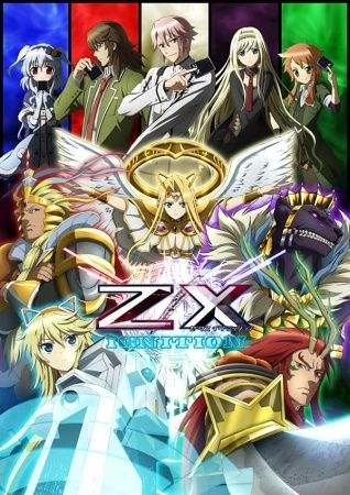 Z/X: Ignition Poster