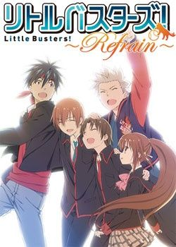 Little Busters!: Refrain Poster