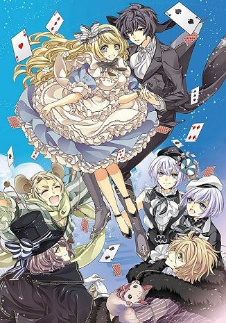 Trick or Alice Poster