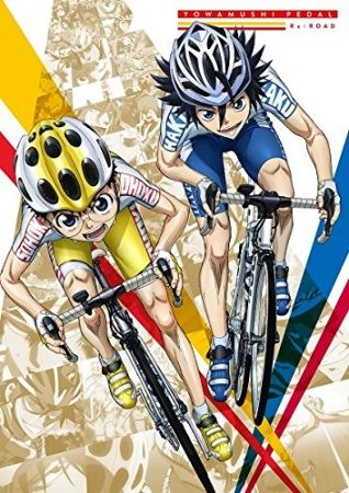Yowamushi Pedal: Re:ROAD Poster