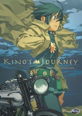 Kino no Tabi: The Beautiful World Poster