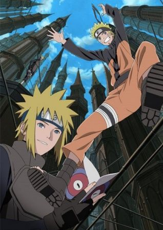 Naruto: Shippuuden Movie 4 – The Lost Tower Poster