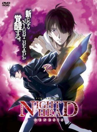 Night Head Genesis Poster