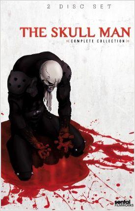 Skull Man Poster