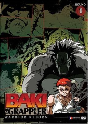 Grappler Baki (TV)