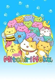 Micchiri Neko Poster