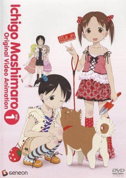 Ichigo Mashimaro Encore Poster