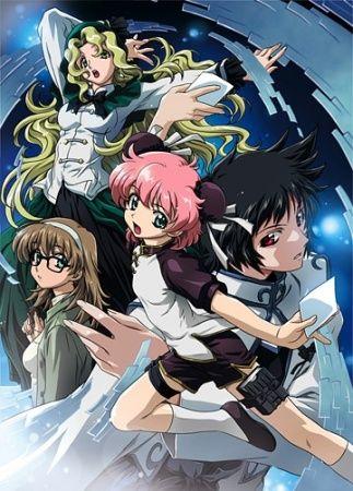 R.O.D OVA Poster