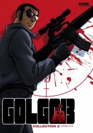 Golgo 13 (TV) Poster