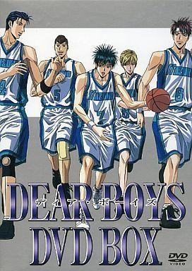 Dear Boys Poster