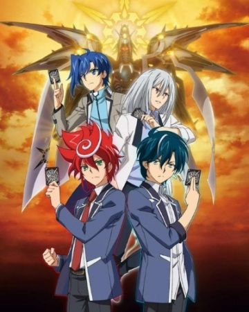 Cardfight!! Vanguard G: Z Poster