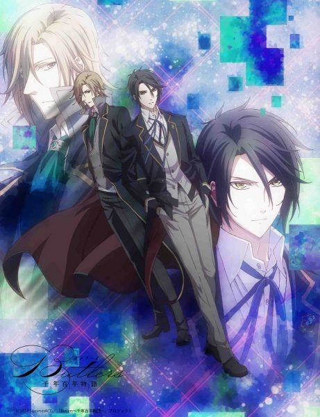 Butlers: Chitose Momotose Monogatari Poster