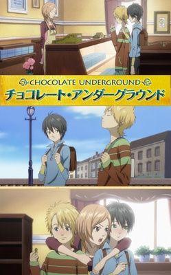 Chocolate Underground Poster