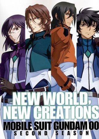 Mobile Suit Gundam 00 (Season 2) Poster