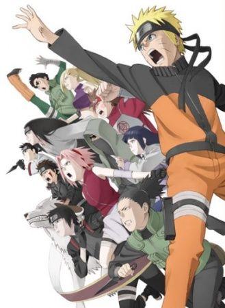 Naruto: Shippuuden Movie 3 – Hi no Ishi wo Tsugu Mono Poster
