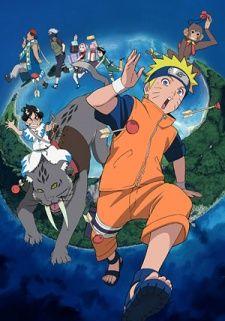 Naruto Movie 3: Dai Koufun! Mikazuki Jima no Animaru Panikku Dattebayo! Poster