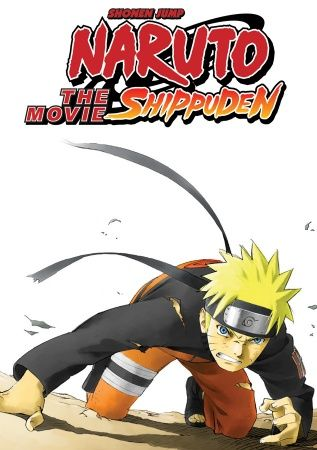 Naruto: Shippuuden Movie 1 Poster