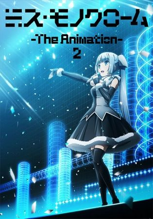 Miss Monochrome: The Animation 2 Poster