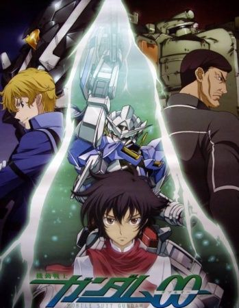 Mobile Suit Gundam 00 Poster