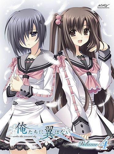 Oretachi ni Tsubasa wa Nai: Under the Innocent Sky. Poster