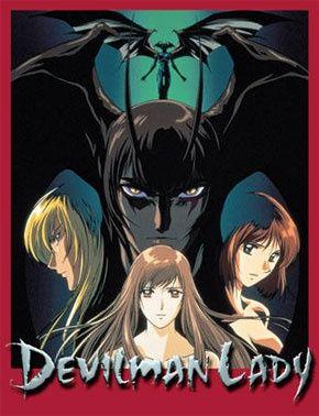Devilman Lady Poster