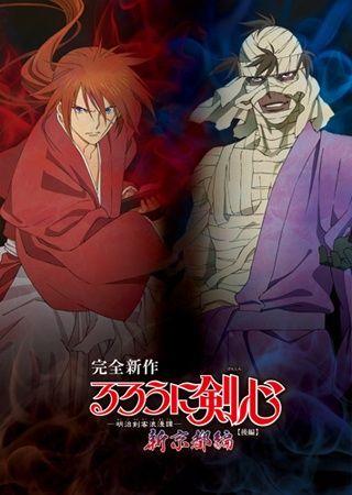 Rurouni Kenshin: Shin Kyoto-hen Poster