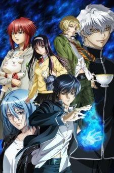 Code:Breaker OVA Poster