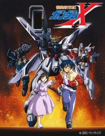 Kidou Shinseiki Gundam X Poster
