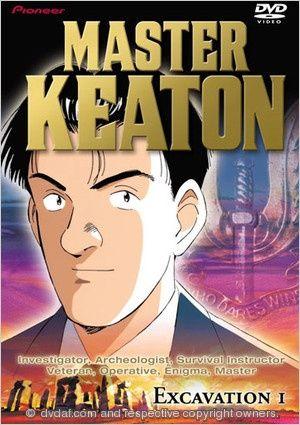 Master Keaton Poster