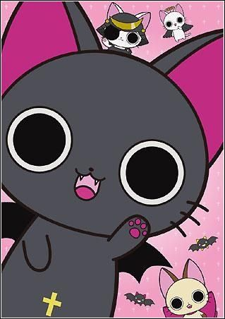 Nyanpire The Animation Poster